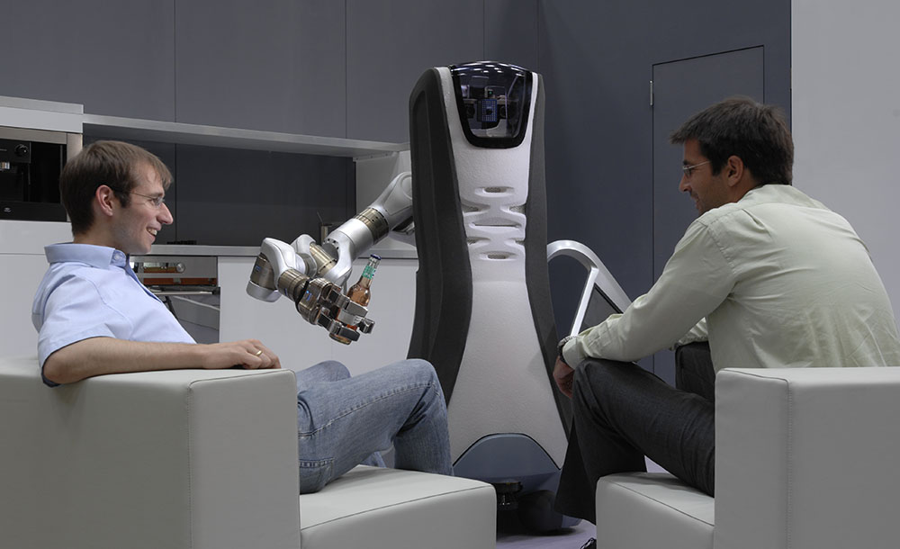 Fraunhofer Institut Robotik