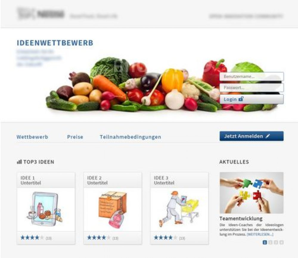 Open-Innovation-Plattform-Mini