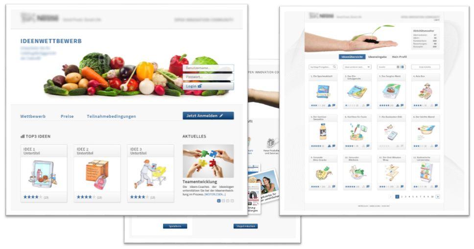 Open-Innovation-Plattform
