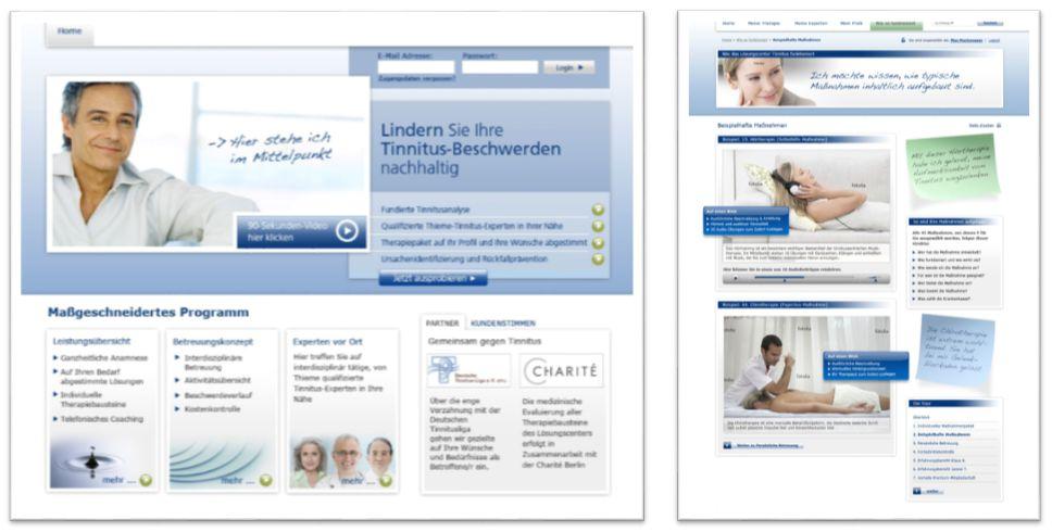 Tinnitus-Service-Portal