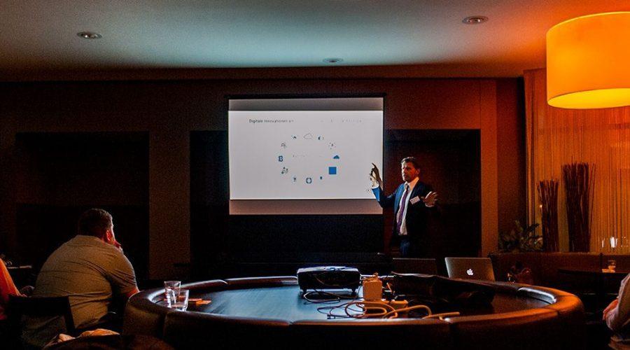 """Michael Wolan als Speaker bei """"Digitale.Zukunft.Events"""" in Stuttgart"""
