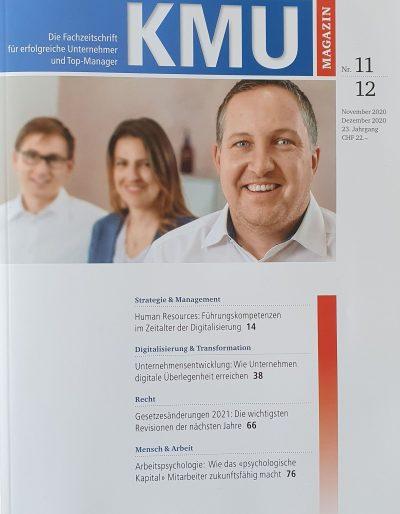 KMU Magazin 12-2020